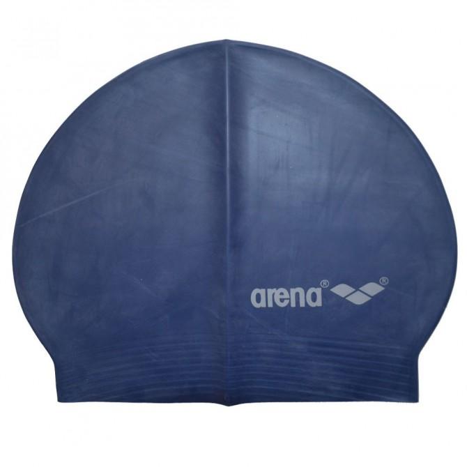 Cuffia piscina Arena Soft blu