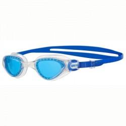 Swimming goggles cap Arena Nimesis X-Fit royal-blue