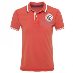 Polo Napapijri Gandy Homme orange