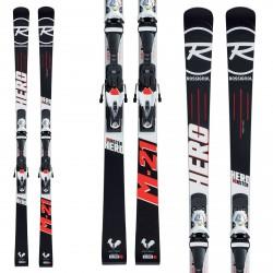 Esquí Rossignol Hero Master R21 WC + fijaciones Spx 15 cm 180