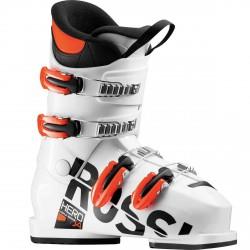 Scarponi sci Rossignol Hero J 4 bianco-arancio fluo