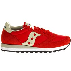 Sneakers Saucony Jazz Original Hombre rojo-crema