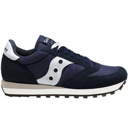 Sneaker Saucony Jazz Original Donna navy-bianco