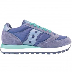 Sneakers Saucony Jazz Original Donna lilla-verde acqua
