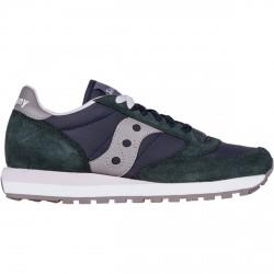 Sneakers Saucony Jazz Original Donna grigio-rosa