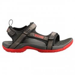 Sandale Teva Tanza Homme rouge