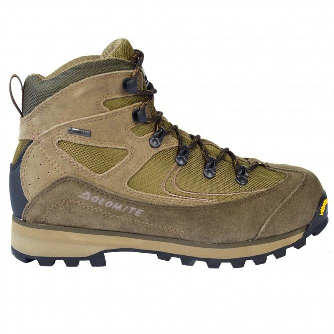 Trekking shoes Dolomite Ortisei Gtx Man brown
