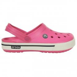 Sabot Crocs Crocband Donna fucsia