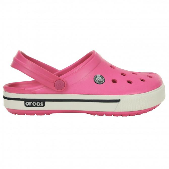 Sabot Crocs Crocband Femme fuchsia