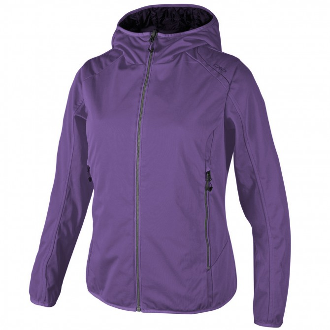 Veste réversible Cmp Femme violet