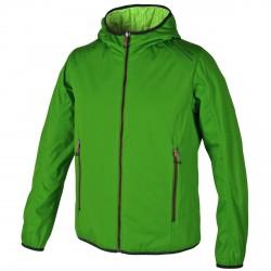 Reversible jacket Cmp Man green