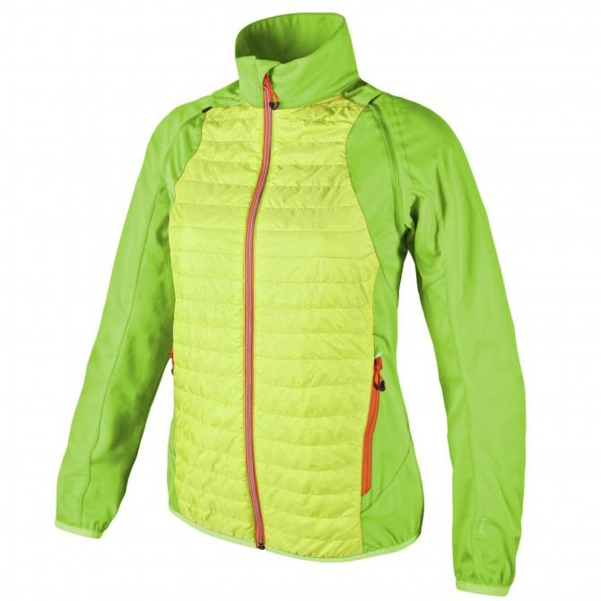 Trekking jacket Cmp Woman pistachio green