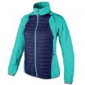 Trekking jacket Cmp Woman emerald green