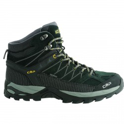 Zapato trekking Cmp Rigel Mid Hombre verde