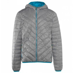 Down jacket Rock Experience Spike Man grey