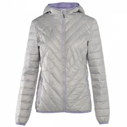 Down jacket Rock Experience Spike Woman grey