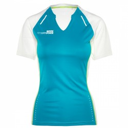 T-shirt trail running Rock Experience Velocity Mujer