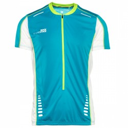 T-shirt trail running Rock Experience Velocity Zip Homme