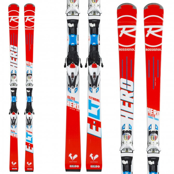 Ski Rossignol Hero Elite Lt Ti + bindings Nx 12 Konect Dual Wtr B80