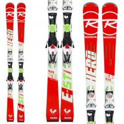 Ski Rossignol Hero Elite St Ti + fixations Nx 12 Konect Dual Wtr B80