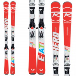 Sci Rossignol Hero Elite All Turn Ca + attacchi Nx 12 Konect Dual Wtr B80
