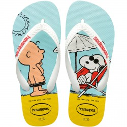 Chancletas Havaianas Snoopy