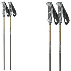 Bâtons ski Cober Carbon 100%