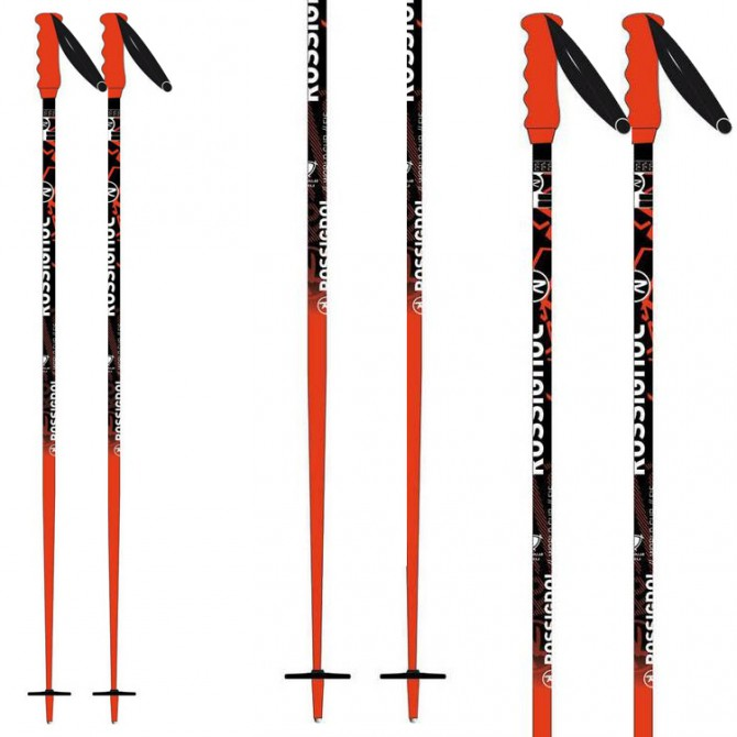 Ski poles Rossignol Hero SL Junior