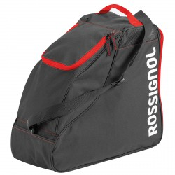 Borsa portascarponi Rossignol Tactic boot bag pro nero-bianco