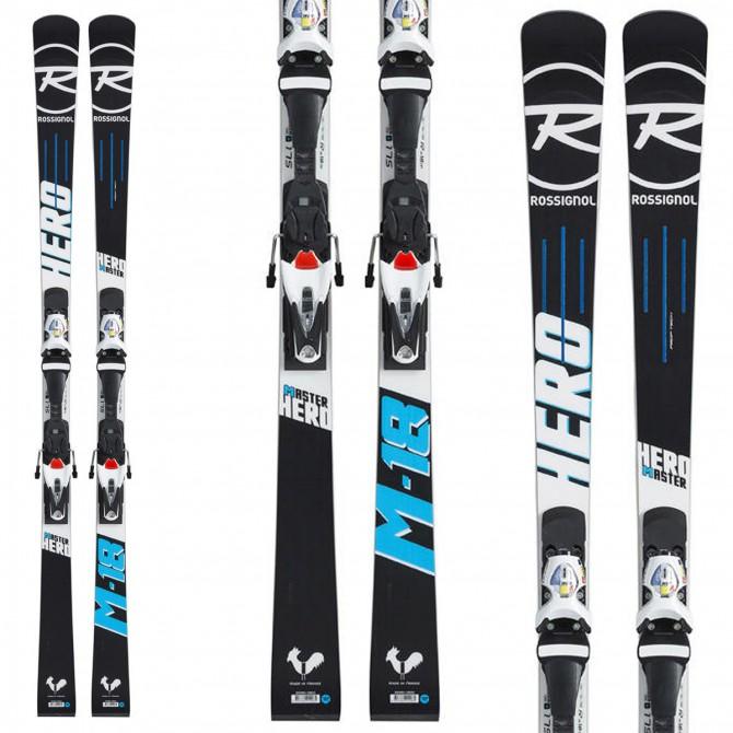 Ski Rossignol Hero Master R21 WC + Bindings Spx 15