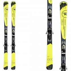 Ski Rossignol Pursuit 300 + fixations Xpress 11 B83