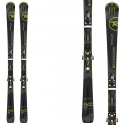 Ski Rossignol Pursuit 600 + fixations Nx 12 Fluid