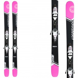 Ski Rossignol Sassy 7 + bindings Xpress W 11 B93