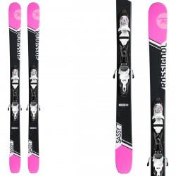 Ski Rossignol Sassy 7 + fixations Xpress W 11 B93