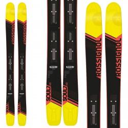 Ski Rossignol Soul 7 Hd K + bindings Nx 12 K Dual Wtr B120 Bw