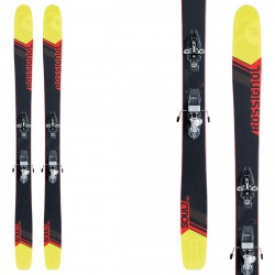 Esquí Rossignol Soul 7 Hd K + fijaciones Vist V614
