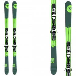 Ski Rossignol Sprayer + bindings Xpress 10