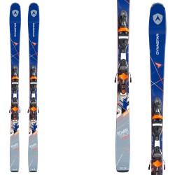 Esquí Dynastar Powertrack 79 CA + fijaciones Nx 11 Fluid