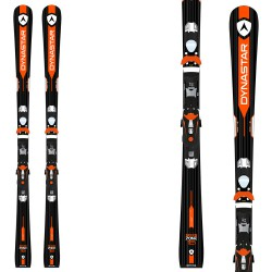 Ski Dynastar Speed Zone Ti 16+ bindings Nx 12 Konect Dual Wtr B80