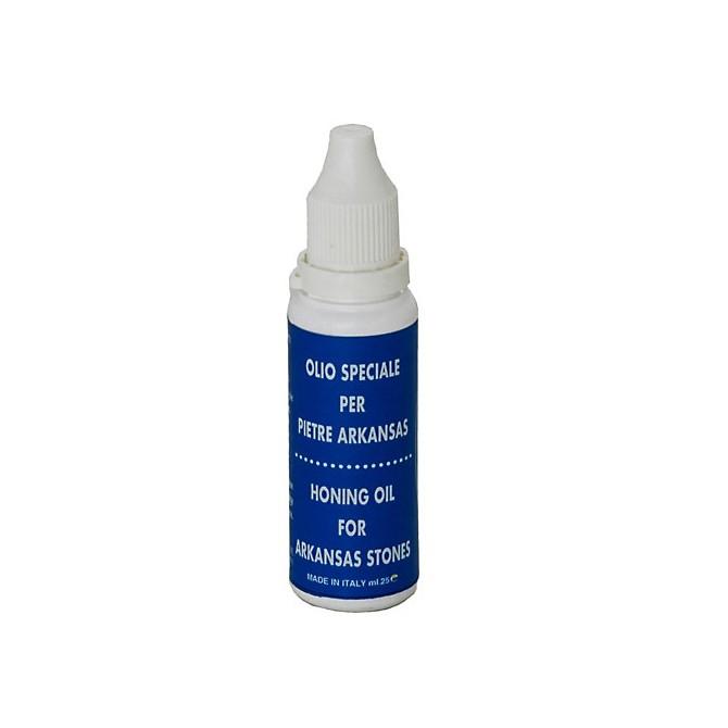 Olio speciale per pietra arkansas Soldà 25 ml