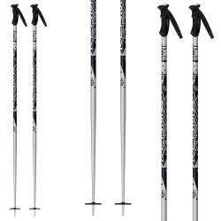 Bastones esquí Kerma Vector Silver