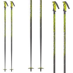 Bâtons ski Kerma Vector Plus Bi-mat