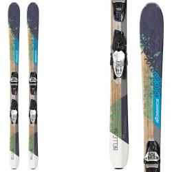 Esquí Nordica Belle 84 FDT + fijaciones Squirecompact 11