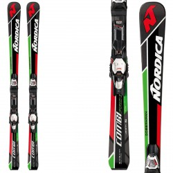 Ski Nordica Dobermann Combi Pro S + bindings Race 10 FDT