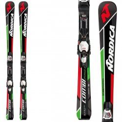 Ski Nordica Dobermann Combi Pro S + fixations Race 10 FDT