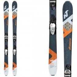 Esquí Nordica NRGY 85 FDT + fijaciones Squirecompact 11 FDT