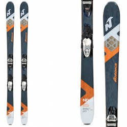 Ski Nordica NRGY 85 FDT + fixations Squirecompact 11 FDT