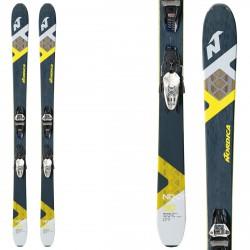Esquí Nordica NRGY 90 FDT + fijaciones Squirecompact 11 FDT