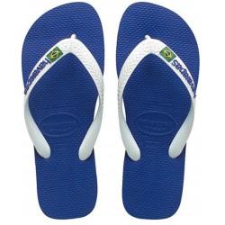 flip-flop Havaianas Brasil Logo royal