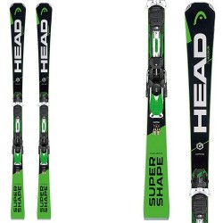 Ski Head i.Supershape Magnum + fixations PRX12